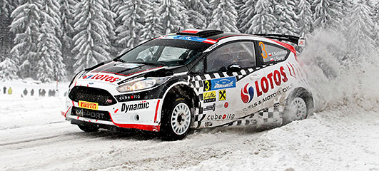 32. International Jänner rally 2015