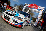 1. Sprint Rally Kumrovec 2011