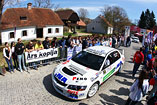 2. rally Kumrovec 2012