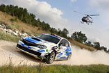 40. Croatia rally 2013