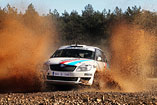 Testiranje pred rally showom Santa Domenica in Prealpi Master Showom 2014